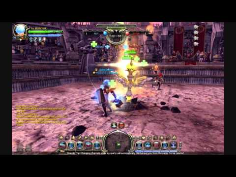 Dragon Nest CN Archbishop Nest (Normal) Tempest T4 Solo Gameplay | How