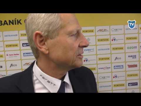 FNL: rozhovor s Vlastimilem Petrželou po utkání s Pardubicemi (1:1)