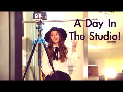 A Day in the Studio!! + GIVEAWAY WINNERS! - Ali Brustofski
