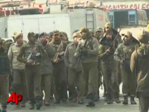 Kashmir Gunbattle Ends After 20 Hours