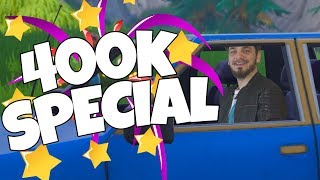400K ABO SPECIAL | FAQ in Fortnite