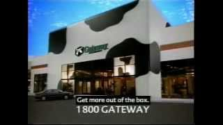 Gateway Computer Commercial