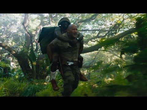 'Jumanji: Welcome To The Jungle' Official Trailer #2 (2017) Dwayne Johnson, Kevin Hart