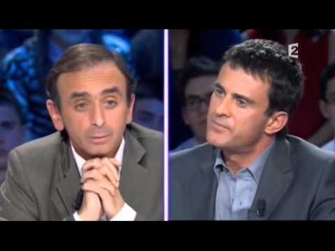 Manuel Valls - On n'est pas couché 2 mai 2009 #ONPC
