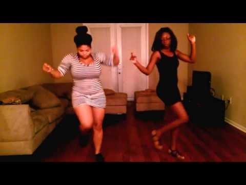 Robin Thicke Blurred Lines Line Dance(hustle) video