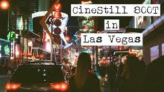CineStill 800T in Las Vegas: First Impressions (Nikon F3)