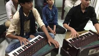 Harmonium Jugalbandi Raag Bageshri By Master Nishad Master Bk Spw