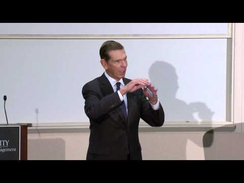 Dean's Executive Leadership Series - Ed Wedbush - Part 1