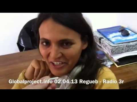 02.04.13 - Tunisia - Regueb - Radio 3R work in progress