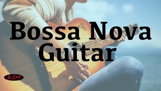 Cafe Music - Bossa Nova Guitar Music - Relaxing Music - Background Music - Chill Out Music