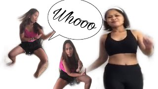 Vlog27 ENERGETIC MANAY| DANCE MOVE COMPETITION MY SELF😂