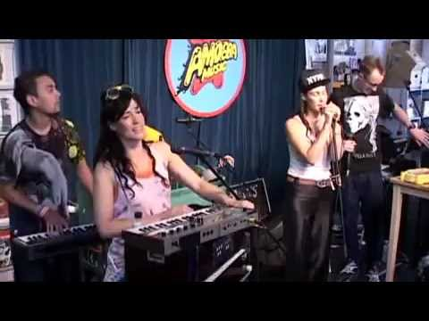 CocoRosie - The Moon Asked The Crow - Live At Amoeba Music