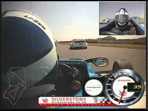 Silverstone Single Seater Experience - Kirk Anderson - 27th May 2012