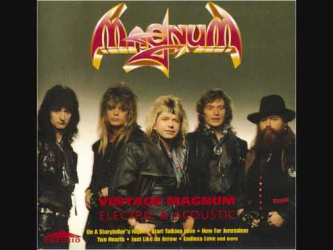 Magnum - All Englands Eyes