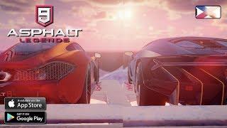 ASPHALT 9: LEGENDS - McLaren P1 vs Lamborghini Centenario Event