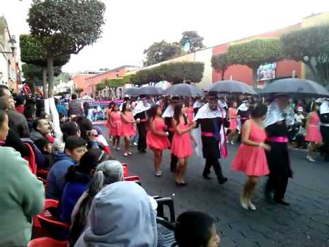 DESFILE CARNAVAL TLAXCALA 2015