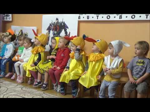 Праздник игрушек в группе Зайки - детский сад Декарт