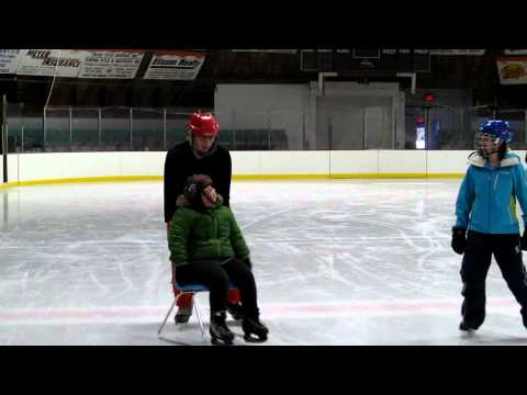 "Northland Pines High School: Project UNIFY - ""Learn to Skate"""