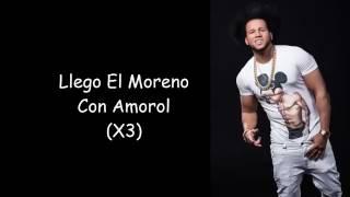 El Alfa El Jefe Llegó El Moreno_ lirycs Letras