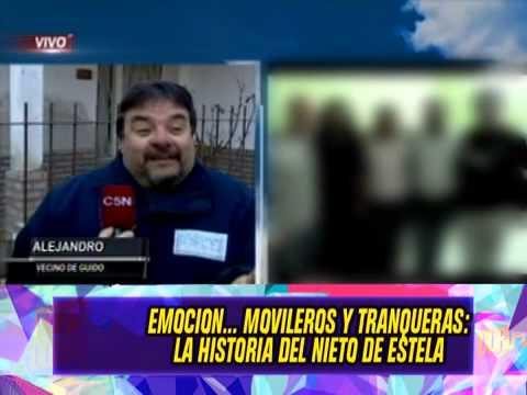 LA HISTORIA DEL NIETO DE ESTELA DE CARLOTTO - 06-08-14