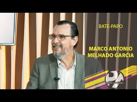 Bate-papo com Marco Antonio Melhado