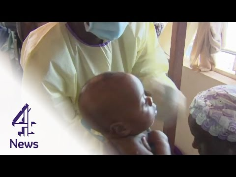 Sierra Leone's battle with Ebola   Channel 4 News