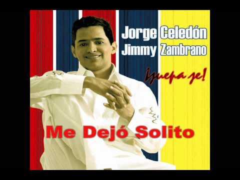 Me Dejo Solito - Jorge Celedon