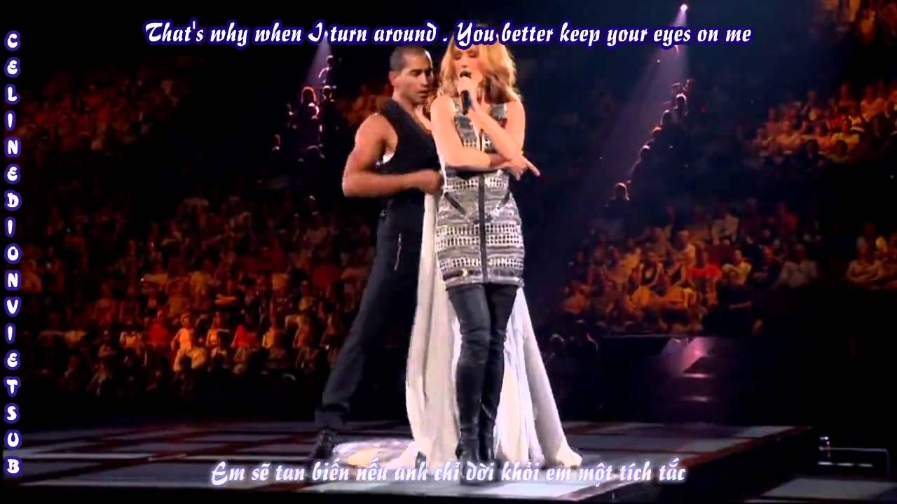 Eyes on Me (Celine Dion song) - Wikipedia