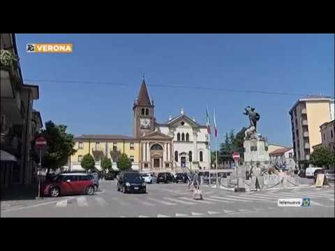 Servizio TG del 25.05.18: Acque Veronesi investe 5 milioni di euro per il nuovo depuratore di Isola della Scala.