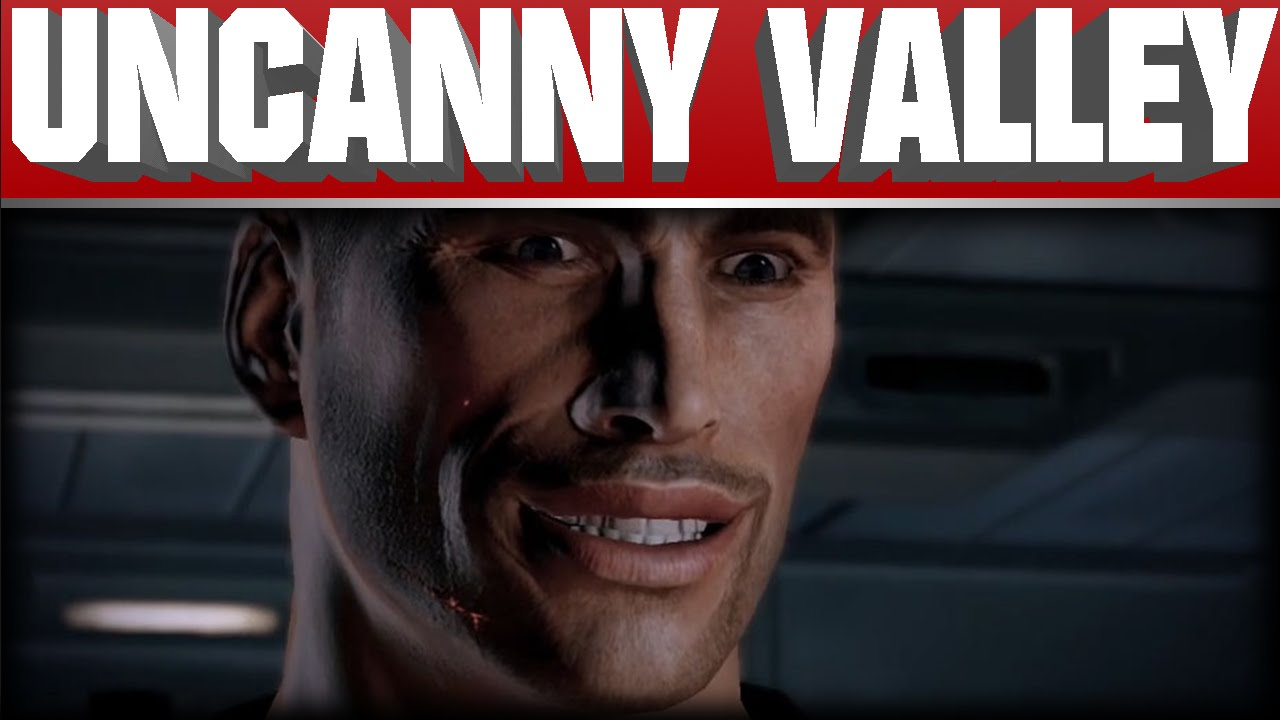 Uncanny Valley | Freaky Pixles - YouTube