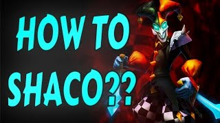 HOW TO WIN WITH SHACO - LONGEST BACKDOOR