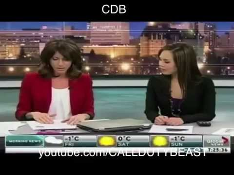 FUNNIEST Bloopers/News Anchor Fails of 2012