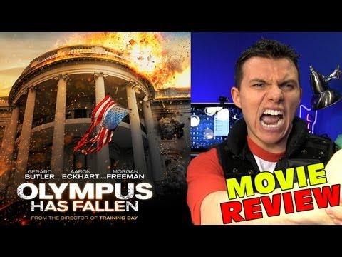 Olympus Has Fallen (2013) Movie Review video