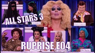 RUPRISE AS3E04 - WINNER WINNER CHICKEN... BLANK!