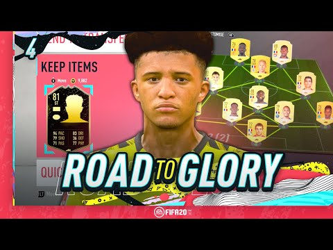 FIFA 20 ROAD TO GLORY #4 - NEW INFORM STRIKER!