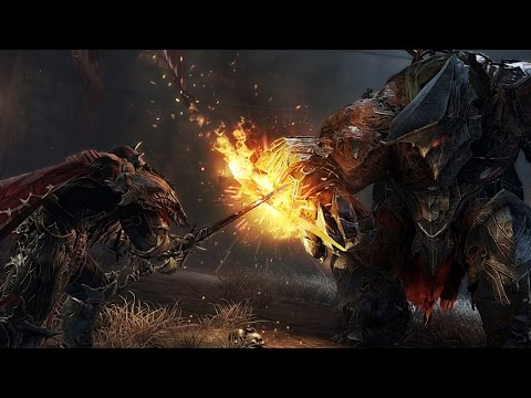 Lords of the Fallen Gameplay Trailer - Comic Con 2014