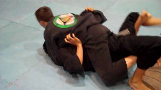 Montana Marshall of Cortez Martial Arts at Golden Gate Internationals 2010.MP4