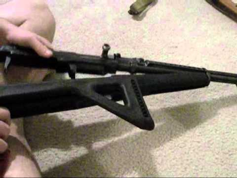 how to install tapco sks extended mag catch
