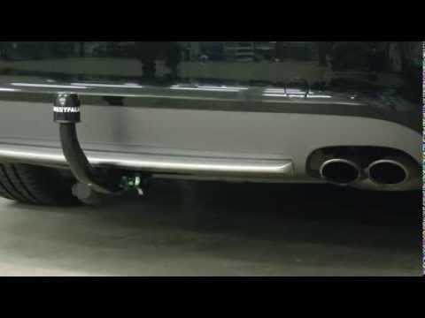 Audi A5 Audi S5 Detachable Towbar Youtube