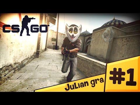 Król Julian Gra W CS:GO!