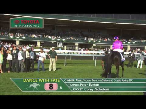 2014 Toyota Blue Grass (G1) - Dance With Fate