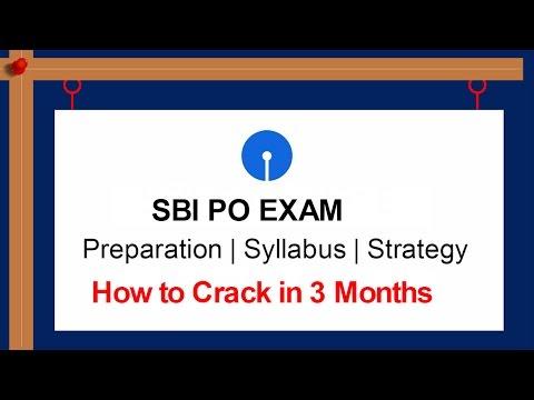 SBI PO 2016 preparation | SBI की तैयारी कैसे करे |