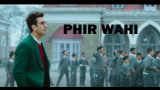 download lagu Phir Wahi Full Song  Jagga Jasoos  Pritam gratis