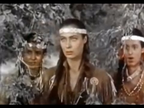 Mohawk 1956. Full Length Western Movie. in Color