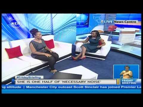 Guest Anchor: Queen Of Kenyan Hip Hop Nazizi Hirji video