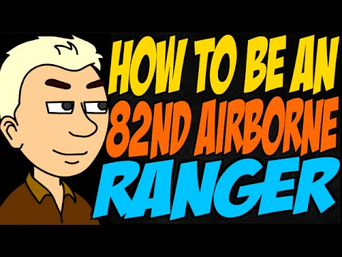 How to be an 82nd Airborne Ranger