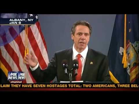 Nobody Needs 10 Bullets featuring Gov Cuomo & the Draconian Elite