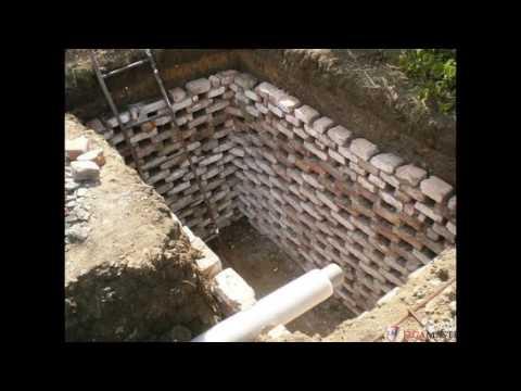 Как сделать сливную яму для дома 916