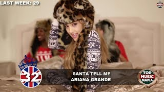 Top 40 Songs of The Week - December 30, 2017 (UK BBC CHART)