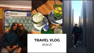 TRAVEL VLOG: city trip in Berlin